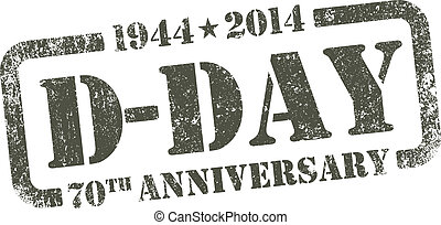 D-DAY Anniversary - Commemoration of the 70th anniversary of...