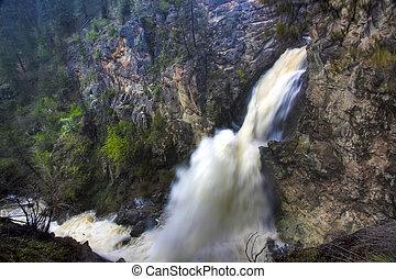 Fintry Waterfalls
