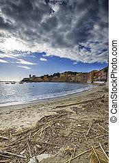 bay of silence, Sestri Levante
