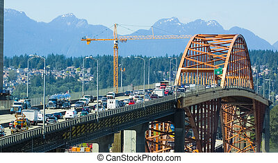 Vancouvers Old Bridge