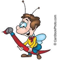 Bug And Brush