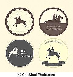 Polo icons
