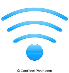 Wifi spot icon - High resolution icon of wifi wireless spot