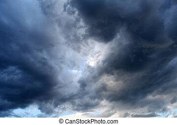 劇的, 雲