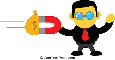 business activity - illustration vector graphic cartoon...