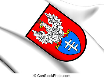 Legionowo Coat of Arms, Poland.