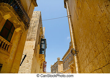 Historic Architecture in Mdina - Historic Architecture in...