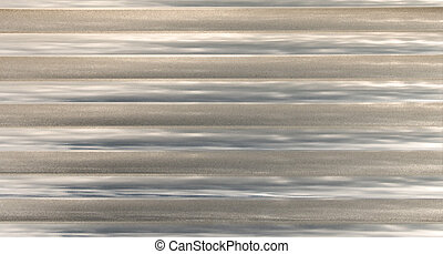 Abstract background from striped glass