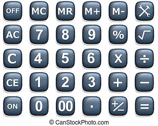Calculation Buttons