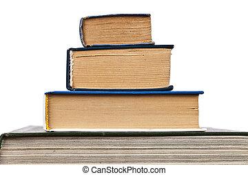 Libros, Pila