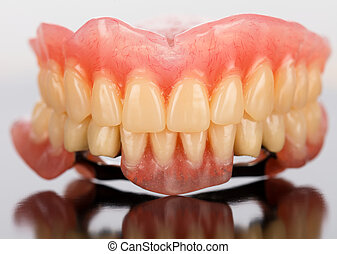 Prosthetic dental products - Total and skeletal partial...