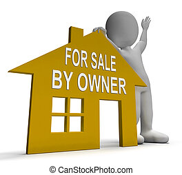 For Sale By Owner House Shows Selling Without Agent - For...