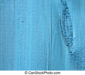 Wood Texture - Wood texture coloured in blue