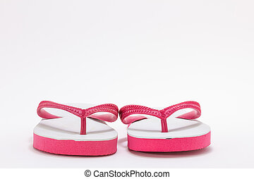 rubber slippers