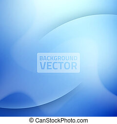 Elegant blue background with place for text.