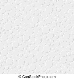 Seamless texture with circle Abstract background - Vector...