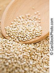 Quinoa grain