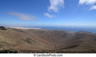 coast to coast pan fuerteventura - A coast to coast pan from...