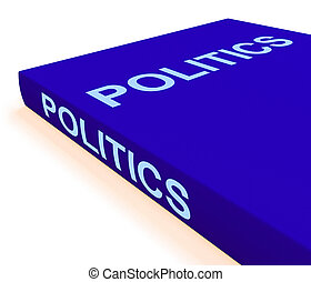 Politics Book Shows Books About Government Democracy -...