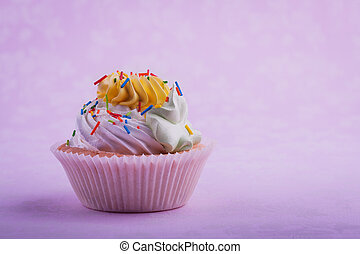 tasty Birthday cupcake