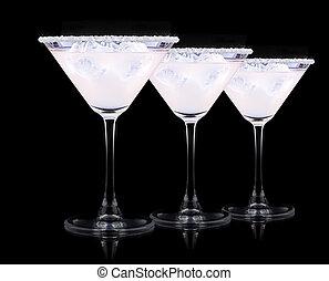 vidrio, Pina, Colada, cóctel