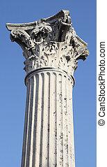 grecian pillar