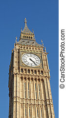Big Ben Houses of Parliament Westminster Palace London...