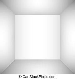 Photo frame (empty room)