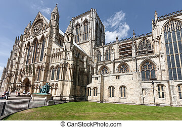 The Cathedral and Metropolitan Church of St Peter in York