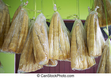 Bamboo shoot Storage methods Folk wisdom