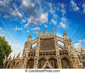 Westminster Abbey - London.