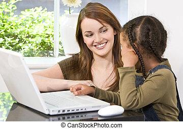 Family Computer Fun