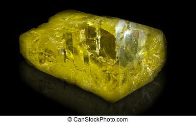 sulfur - sulphur