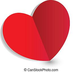 Heart Valentines Day logo