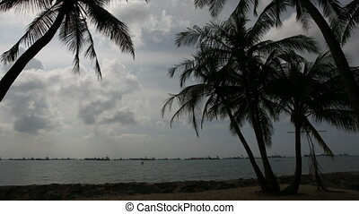 Singapore East Coast Beach 1080p - Singapore East Coast...