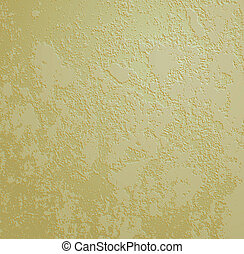 plaster - old plaster background, vector illustration