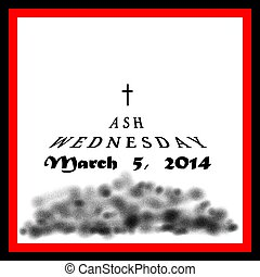 ash wednesday icon - 2014 ash wednesday date icon