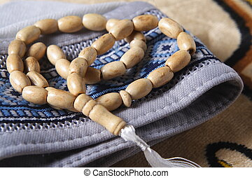 tasbih - moslem prayer beads - conceptual ,tasbih - moslem...