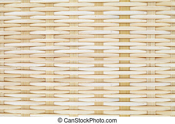 Bamboo basket background - Bamboo weaving basket texture...