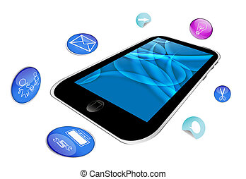 app and smart phone