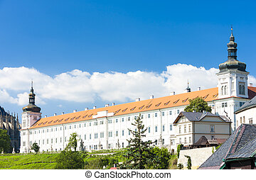 Jesuit College, Kutna Hora, Czech Republic