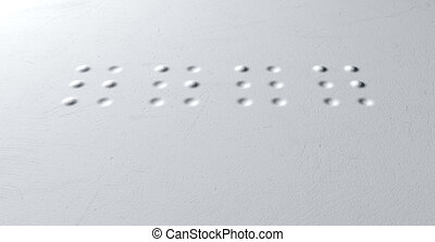 Braille Concept Read
