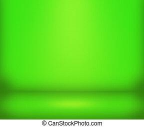 Green Spotlight Spot