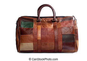 Leather Bag for business travel