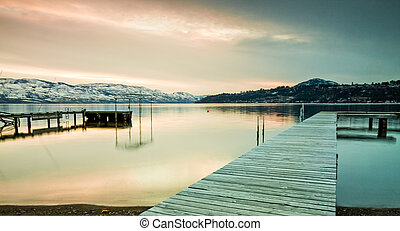 Dock on the Water