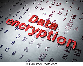 Safety concept: Data Encryption on Hexadecimal Code...