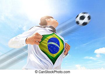 Brazil Business man