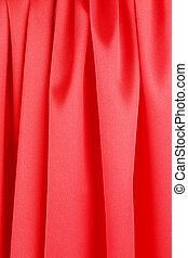 Series in red fabric.