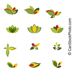 Nature symbol - Set nature symbol for your business -...