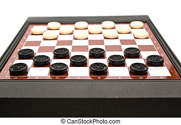 checkers on the cellular field